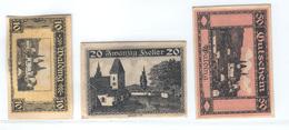 AUSTRIA NOTGELD 1132 Walding Lot 2 - Austria
