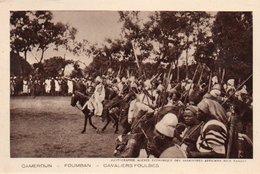 84Vn   Cameroun Foumban Cavaliers Foulbes - Cameroon