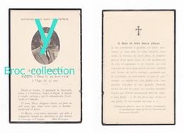 Mémento D' Antony Rozet, 29/06/1939, 55 Ans, Souvenir Mortuaire à Localiser - Images Religieuses