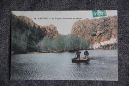 LE MALZIEU - La Truyère, Promenade En Barque - France
