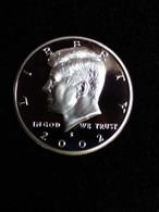 2005 S Proof Kennedy Half Dollar - Federal Issues