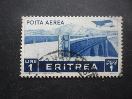 ERYTHREE Poste Aérienne N°22 Oblitéré - Eritrea