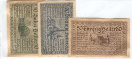 AUSTRIA NOTGELD 1271 Zell An Der Pram - Austria
