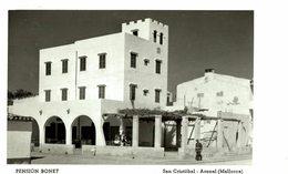 PENSION BONET SAN CRISTOBAL ARENAL - Mallorca