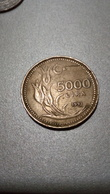 5000 Lira 1993 - Other Coins