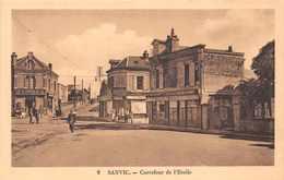 SANVIC - Carrefour De L'étoile (edts Des Papeteries Sanvicaises ) - Autres Communes