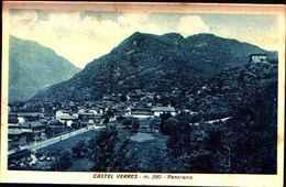 87883) Cartolina Di Castel Verres-panorama-nuova - Italien