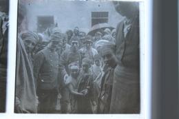 Lot De 20 Positifs Stéréoscopique Sur Verre Du 115ème Régiment D'infanterie (territorial) 1914-16 - 1914-18
