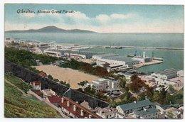 GIBRALTAR - ALAMEDA GRAND PARADE / SHIPS - Gibilterra