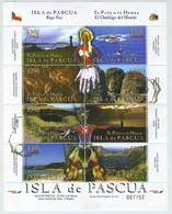 Chili. Chile. Isla De Pscua. Ile De Pâques. - Chili