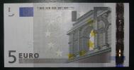 5 Euro  E008B5 Netherlands Serie P UNCIRCULATED - EURO