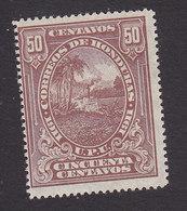 Honduras, Scott #137, Mint Hinged, Honduran Scene, Issued 1911 - Honduras