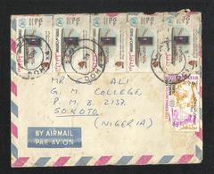Qatar Air Mail Postal Used Cover Qatar To Pakistan CONDITION AS PER SCAN - Qatar
