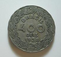 Brazil 400 Reis 1938 - Brasil