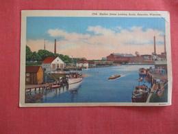 Harbor Scene Wisconsin > Kenosha  >   Ref 2957 - Kenosha