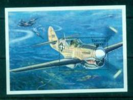 T04BOX-05 Tanzania 2005 Pacific War Leaflet MNH - History