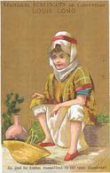 CHROMO Véritables BERLINGOTS De CARPENTRAS LOUIS LONG -  Paroles D'Enfant - BARA - - Other