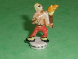 Fèves / Personnages / Métiers : Le Cracheur De Feu , Cirque   TB113V - Characters