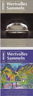 Magazine #6 Plus 7/2017 Wertvolles Sammeln MICHEL New 30€ Luxus Information Into The World Special Magacine Germany - Magazines: Subscriptions
