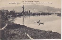 ISERE - 109 - BRANGUES - Un Coin Du Rhône Et Les Montagnes Du Bugey - Brangues