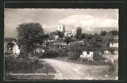 AK Döllersheim, Truppenübungsplatz Allentsteig - Austria