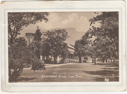 Government House, Cape Town - 'Everlasting Silver Leaves From Table Mountain'  -  (South Africa) - Zuid-Afrika