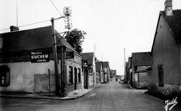 La Mihoue Commune De Champhol. Rue De Chartres - France