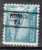 USA Precancel Vorausentwertung Preo, Locals Pennsylvania, Ronks 729 - Vereinigte Staaten