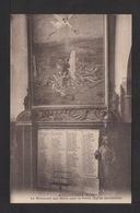 CPA. Dépt.59. STEENVOORDE . Le Monument Aux Morts Pour La Patrie, (église Paroissiale) . - Steenvoorde
