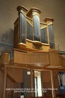 Courbevoie (92)- Orgue De L'Eglise De Saint-Pierre Et Saint-Paul (Edition à Tirage Limité) - Courbevoie
