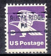 USA Precancel Vorausentwertung Preo, Locals Pennsylvania, Rural Ridge 841 - Vereinigte Staaten