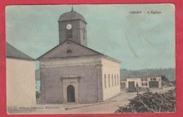 Chiny  - L'Eglise - Jolie Carte Couleur ( Voir Verso ) - Chiny