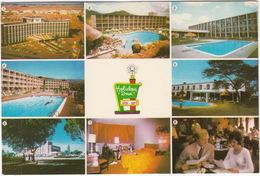 Holiday Inn Hotels; Jan Smuts, Maseru, Ermelo, Swazispa, Hluhluwe, Oudtshoorn, Interior Views  -  (South Africa) - Zuid-Afrika