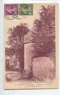 Thoare (Loire Inf) Château De Thouaré - La Fuie Et Ses Douves (n°5) Pigeonnier Colombier - France