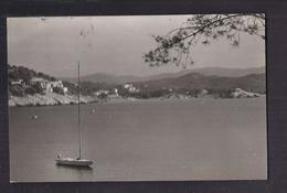 CPSM ESPAGNE - MALLORCA - PAGUERA - Vista Desde La Costa - Très Jolie Vue De La Côte Habitations + TB Photographie 1958 - Mallorca