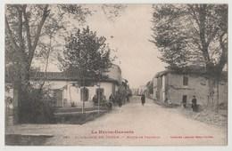 CPA 31 PLAISANCE DU TOUCH Route De Frouzins - France
