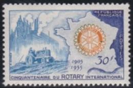 France   .    Yvert    1009    .    **   .   Neuf  SANS Charniere  .   /   .    MNH - France