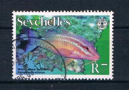 Seychellen 2010 Fische Einzelmarke Gestempelt - Seychelles (1976-...)