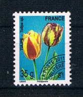 Frankreich 2011 Blumen Mi.Nr. 5155 Gestempelt - Frankreich