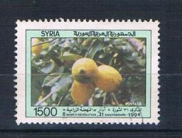 Syrien 1994 Früchte Mi.Nr. 1905 Gestempelt - Siria