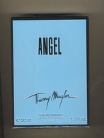 Parfum Femme ANGEL De Thierry Mugler    50 Ml  ( Eau De Parfum  ) Neuf Sous Cello - Parfum (neuf Sous Emballage)