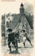 LES TROIS MOUSQUETAIRES(escrime) PUBLICITE CHICORE ARLATTE - Fairy Tales, Popular Stories & Legends