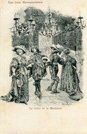 LES TROIS MOUSQUETAIRES(.....) PUBLICITE CHICORE ARLATTE - Fairy Tales, Popular Stories & Legends