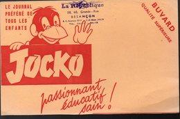 Buvard JOCKO (PPP8755) - J