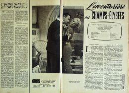 FILM COMPLET-647-LES LAVANDIERES Du PORTUGAL-PASCAL-VERNON-RICO-DEBAR ANDRE - Cinema