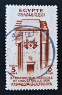 ROYAUME - ENTREE DE L'EXPO 1936 - OBLITERE - YT 179 - MI 208 - Egypt