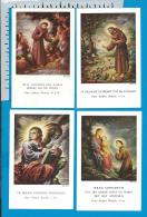 Holycard    Multi   4 Pieces - Devotion Images