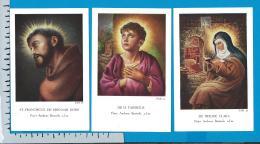 Holycard    Multi   3 Pieces - Devotion Images