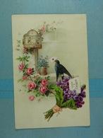 Mignonette Fleurs Relief Pensez à Moi - Fleurs