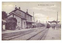 ALLIER 03 SAINT YORRE La Gare - France